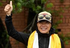 Tsang Yin-hung, la maestra de Hong Kong que se convirtió en la mujer más rápida en escalar el Everest