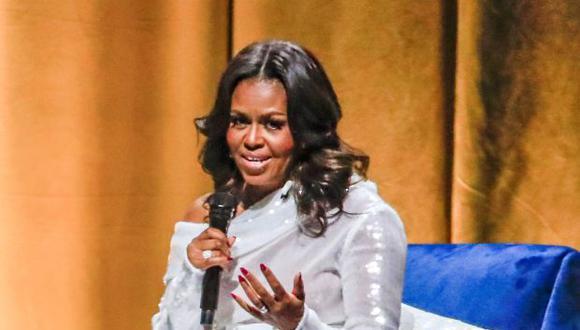 La ex primera dama recordó que la salida de la Casa Blanca fue tan vertiginosa como la transición que vivió su familia cuando su esposo se convirtió en presidente. (Foto: EFE)