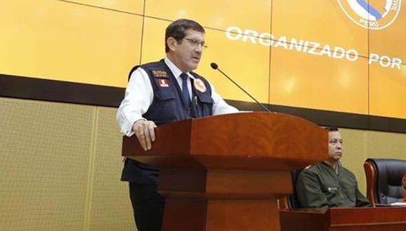 Lima sí está preparada para organizar varios eventos de gran magnitud en simultáneo, aseguró el jefe del Indeci,  general EP Jorge Chávez. (Foto: Indeci)