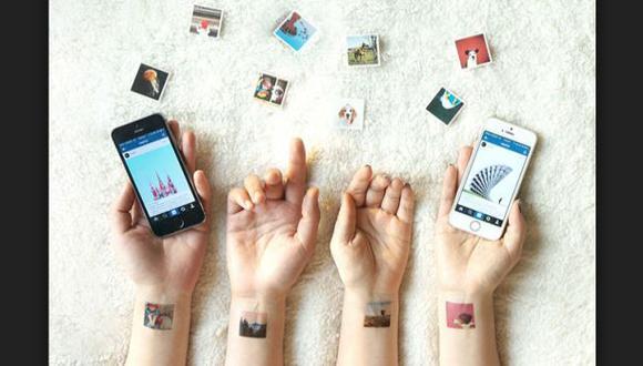 Instagram: app convierte en tatuajes fotos de la red social