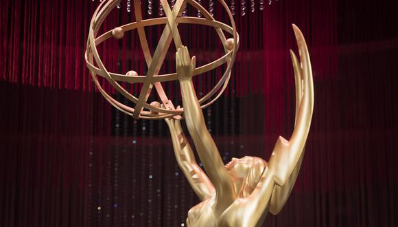 Estatuilla de los Emmy. (Foto: Mark Ralston / AFP)