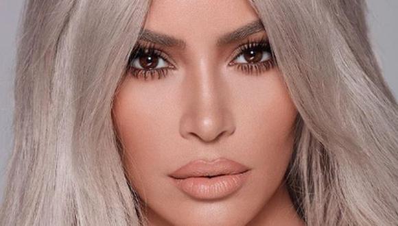 Kim Kardashian tiene 37 años de edad y millones de seguidores en Instagram.