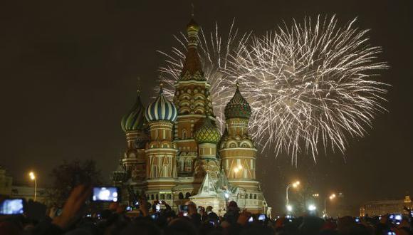 YouTube: las mejores celebraciones de Año Nuevo del mundo