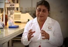 Científicas peruanas: Jani Pacheco, una bióloga en busca de la industrialización limpia