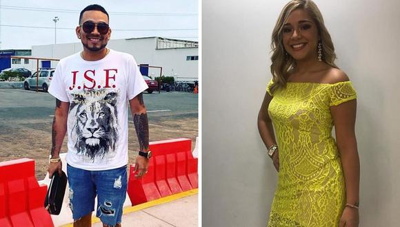 El músico Josimar se comunicó con Magaly Tv La firme y su representante legal anunció las medidas que tomaran contra Gianella Ydoña. (@gianella_yl / @josimarfideloficial).