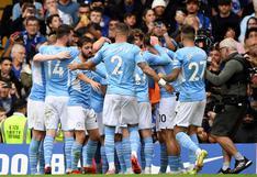 Cómo quedó Chelsea - Manchester City por la Primer League