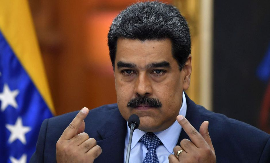 """Claver-Carone aseguró que el plazo que ha dado Estados Unidos a Nicolás Maduro es """"mucho más corto que el fin del año"""". (Foto: AFP)"""