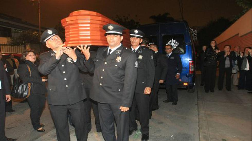 Raul Cantella había pedido vacancia por mal cerebral en el 2011 - 2