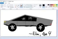 Tesla Cybertruck: los divertidos memes sobre la presentación del nuevo vehículo de Elon Musk   FOTOS