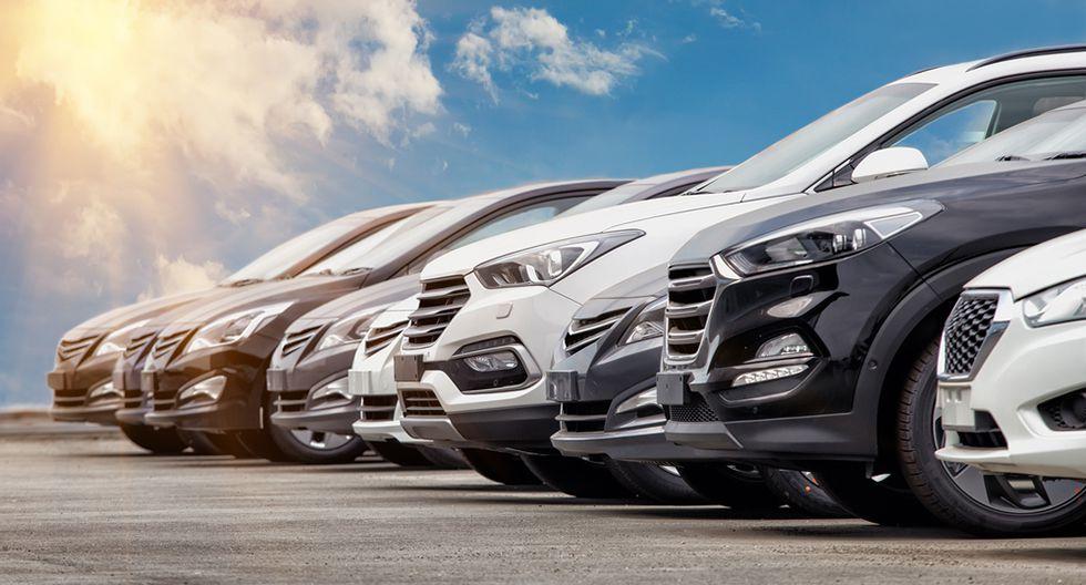 Conoce el top 10 de marcas de autos más valiosas del mundo. (Foto: Shutterstock)