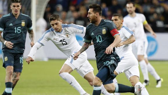 Ambas escuadras protagonizaron un vibrante amistoso FIFA. (AFP)