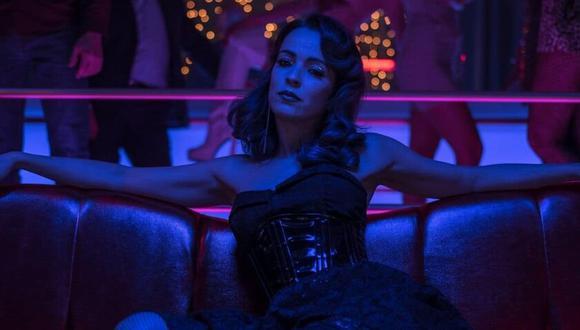 """Verónica Sánchez ha retomado su carrera en la actuación con la nueva serie de Netflix """"Sky Rojo"""" que trata el tema de la prostitución desde una cruda perspectiva. (Foto: Netflix)"""