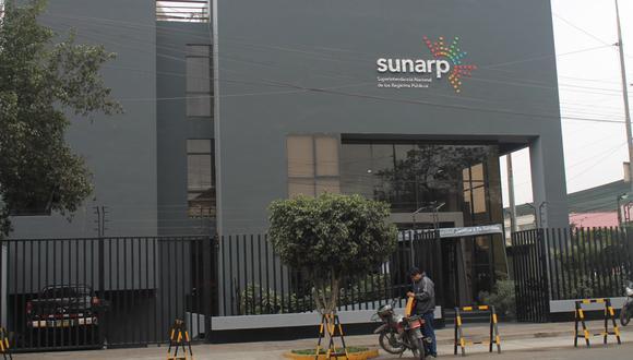 El proceso de digitalización de todos los actos inscribibles de la Sunarp empezó en setiembre del 2020. (Foto: GEC)