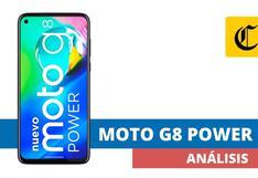 ANÁLISIS | Un móvil de gama media con extra larga duración | Moto G8 Power