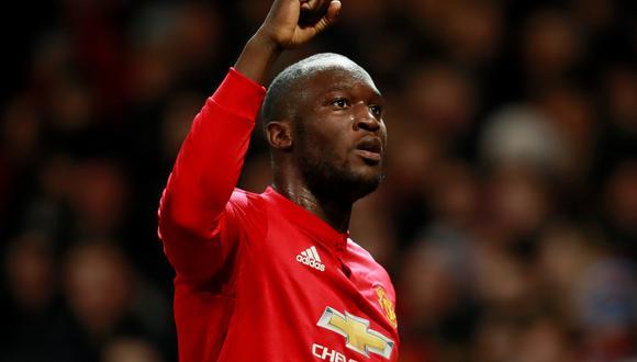 Romelu Lukaku pasó del Everton al Manchester United a cambio de 85 millones de euros. (Foto: Reuters)