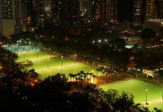 En aniversario de Tiananmen, el parque Victoria en Hong Kong luce vacío por primera vez en 32 años   FOTOS