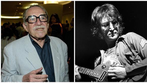 El día que Gabo le rindió un sentido homenaje a John Lennon