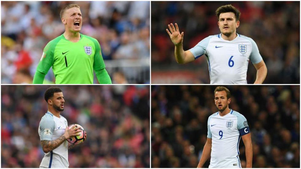 Inglaterra sostendrá un atractivo encuentro frente a España, por la tercera jornada de la UEFA Nations League. (Foto: AFP)