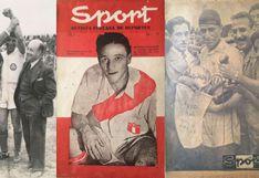 Lolo Fernández: fotos, recortes y otras piezas del archivo sobre el futbolista más respetado del Perú