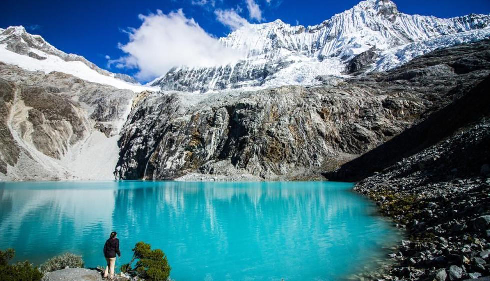 La Laguna 69 es famosa por su color turquesa. (Archivo / El Comercio)
