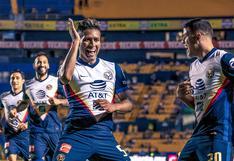 Con golazo de Aquino: América venció 3-1 a Tigres por la Liga MX