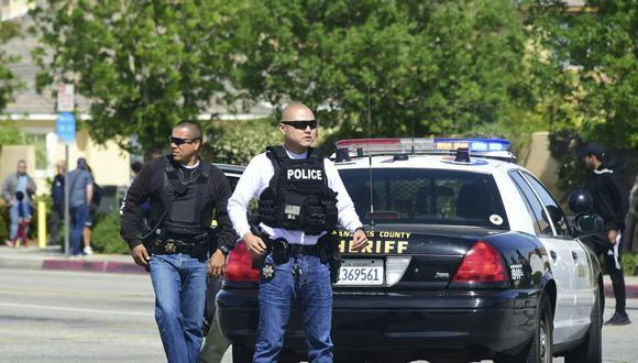Acusan a dos adolescentes de planear un tiroteo masivo en colegio de Florida. (Foto referencial, FREDERIC J. BROWN / AFP).