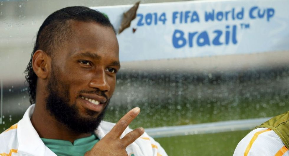 Brasil 2014: 50 fotos que resumen la primera fecha del Mundial - 32