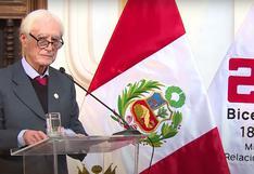 El giro en Torre Tagle: ¿A qué apunta el discurso de Héctor Bejar sobre Venezuela y Unasur?