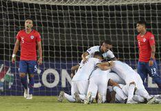 Argentina derrotó 2-0 a Chile y tomó la cima del Grupo A del Torneo Preolímpico Sudamericano Sub 23 Colombia 2020 [VIDEO]