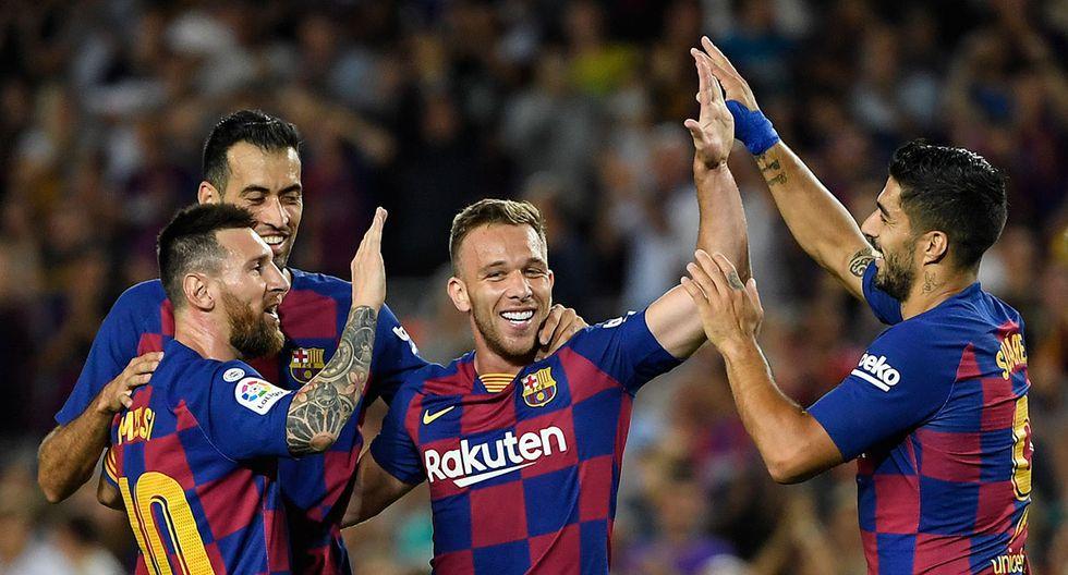 El líder de la Liga Santander y en el Grupo F de la Champions League, Barcelona, juega de local ante Real Valladolid en el Camp Nou.