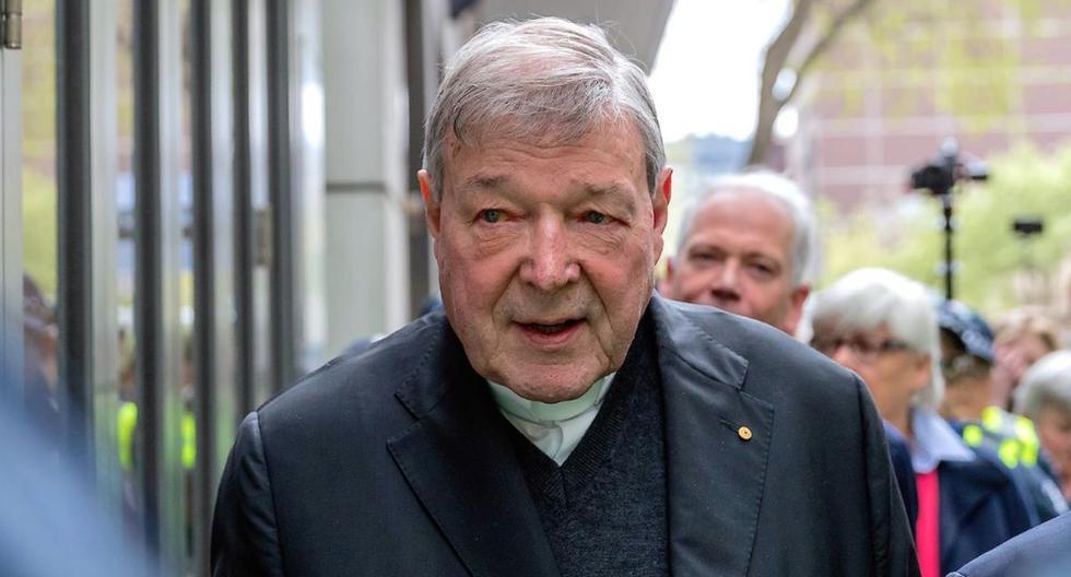 En marzo, Pell fue condenado a seis años de prisión por cinco cargos de abusos sexuales a menores, incluido uno por penetración oral. (Reuters)