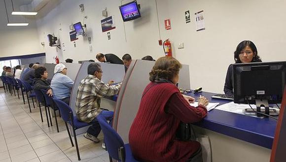 El Gobierno afirma que el modelo previsional peruano no es sostenible. (Foto: GEC)