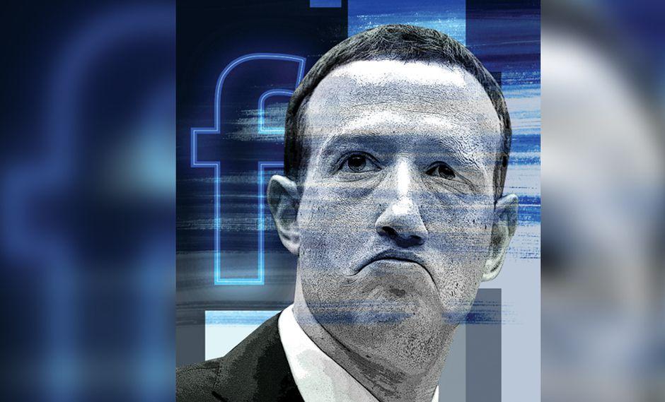 La red creada por Mark Zuckerberg sufre su mayor crisis desde que fue creada. Aún está por verse qué sucede con el número de usuarios de Facebook. (Ilustración: Verónica Calderón)