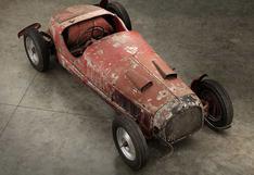 El histórico Alfa Romeo 6C 1750 SS de Benito Mussolini será restaurado   FOTOS