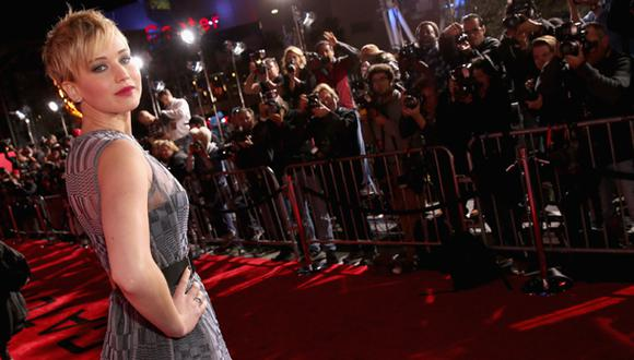 Jennifer Lawrence pidió investigación por filtración de fotos