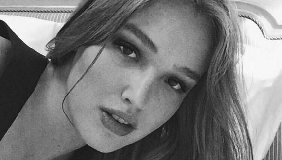 Madisson Brown es una actriz australiana que fue vista tomada de la mano con el exesposo de Miley Cyrus. (Foto: Instagram Maddison Brown)