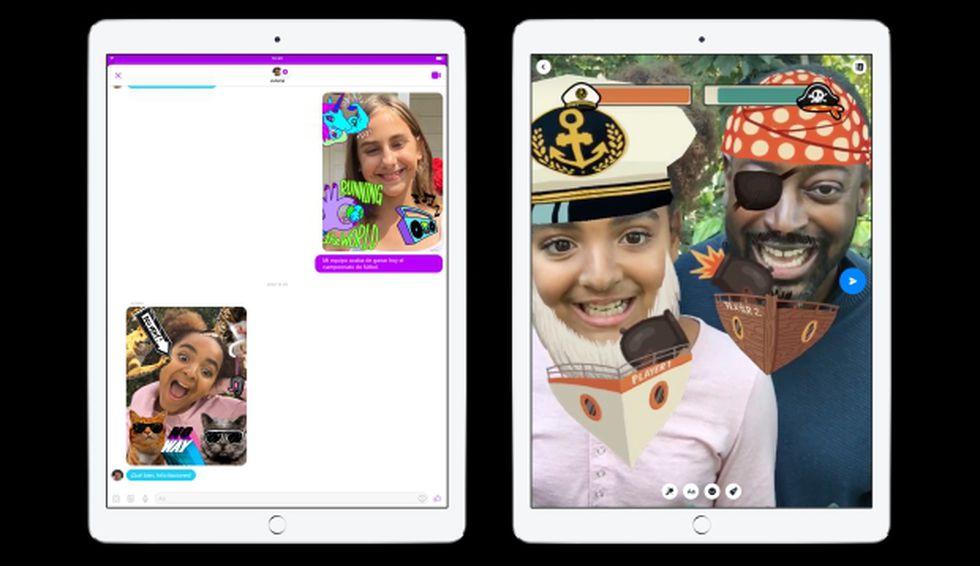 Messenger Kids es una aplicación creada por Facebook desde cero. Es decir, está pensada para tratar de proteger en todo sentido a los usuarios menores de 13 años.