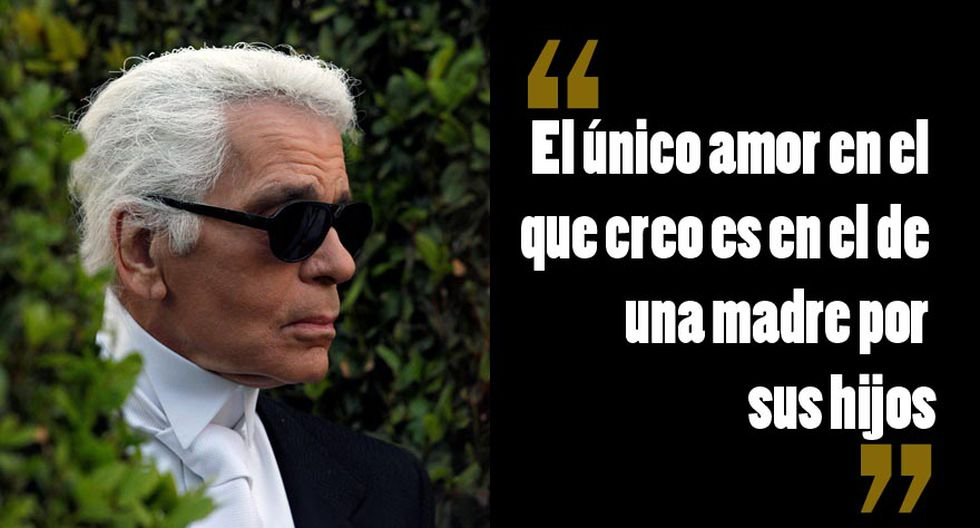 Karl Lagerfeld Y Las Frases Más Mordaces Del Diseñador