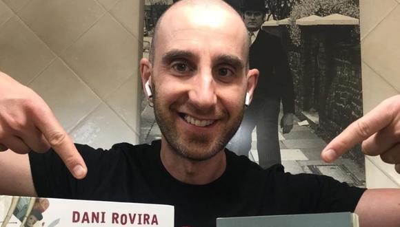 "Dani Rovira, actor de ""Ocho apellidos vascos"", venció al cáncer. (Foto: @danirovira)"