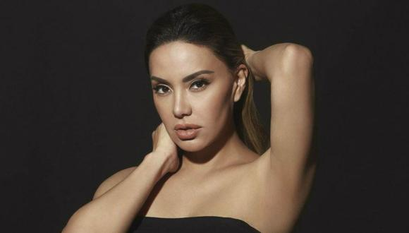 Conocida como la 'Angelina Jolie Peruana', la modelo fue portada de importantes revistas peruanas y chilenas. (Foto: Difusión)