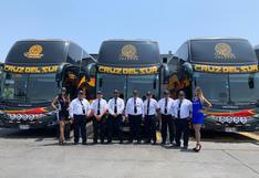 Cruz del Sur presenta su nueva flota de buses Mercedes-Benz   FOTOS