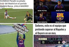 Barcelona vs. Valladolid: no te pierdas los memes que generó el triunfo culé en LaLiga | FOTOS