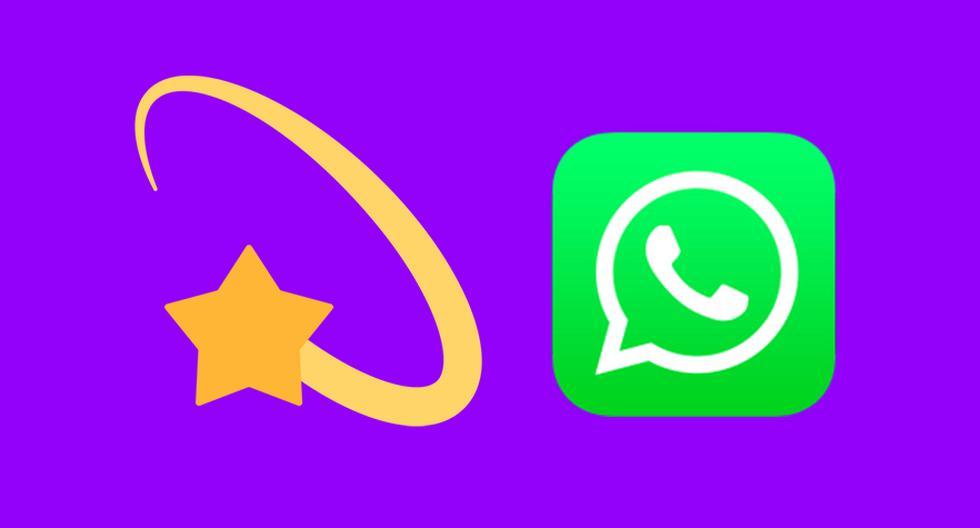 ¿Qué es realmente el emoji que no es una estrella fugaz? Conoce su real significado en WhatsApp. (Foto: Emojipedia)