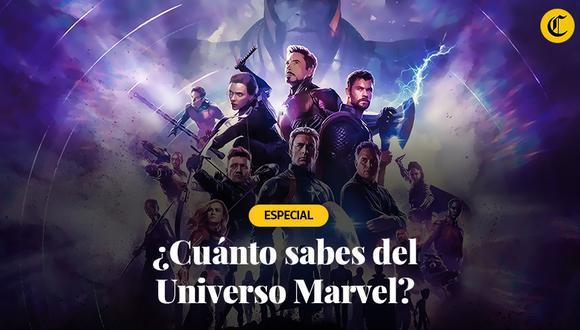 """""""Avengers: Endgame"""": celebramos el estreno con una trivia de 30 preguntas. Foto: El Comercio."""