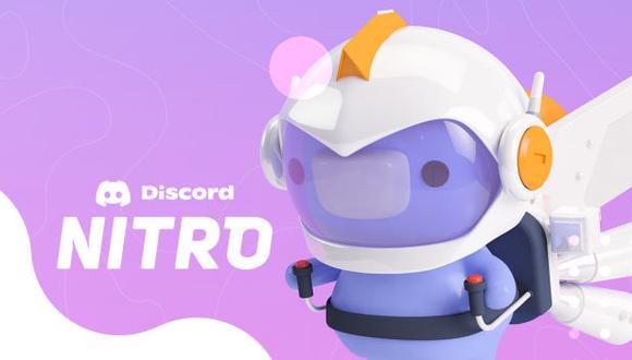 Discord Nitro es la opción premium del servicio de mensajería y comunicaciones. (Foto: Epic Games)