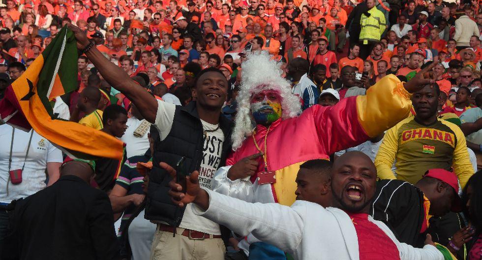 El enojo de Robben y las mejores postales del Holanda-Ghana - 5