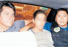 Detienen al adolescente que raptó y asesinó a niña de 4 años en Independencia