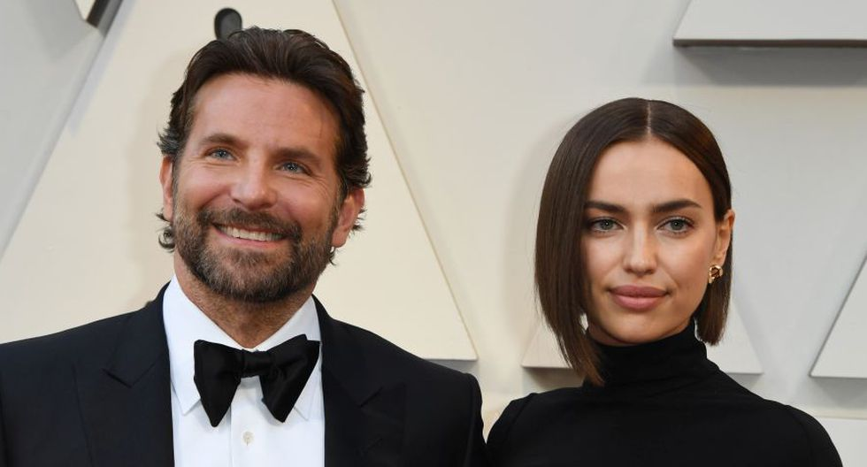 Bradley Cooper e Irina Shyak han puesto fin a su relación de 4 años y Lady Gaga no sería la culpable (Foto: AFP)