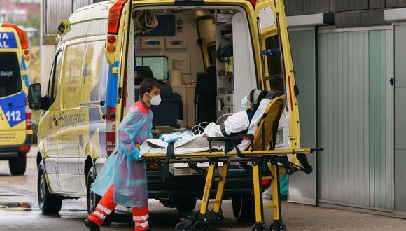 Coronavirus en España | Últimas noticias | Último minuto: reporte de infectados y muertos hoy, viernes 6 de noviembre del 2020 | Covid-19 | (Foto: Cesar Manso / AFP).