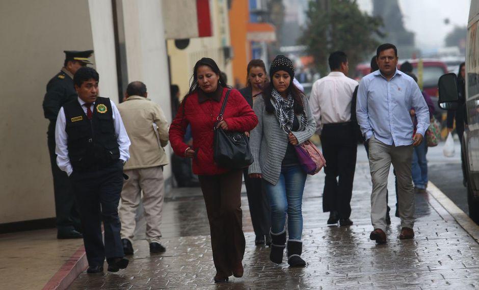 El Senamhi advirtió que el índice máximo UV en Lima alcanzará el nivel 10, especialmente cerca del mediodía. (Foto: GEC)